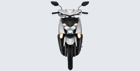 Yamaha Gear 125 hoàn toàn mới trình làng thị trường Indonesia - Ảnh 2.