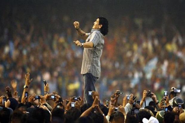 photo 2 16063523656771334079154 Diego Maradona và lời tiên tri định mệnh về một huyền thoại vĩ đại