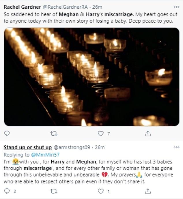 Hoàng gia Anh lên tiếng sau khi Meghan Markle chia sẻ chuyện bị sảy thai con thứ 2 - Ảnh 3.