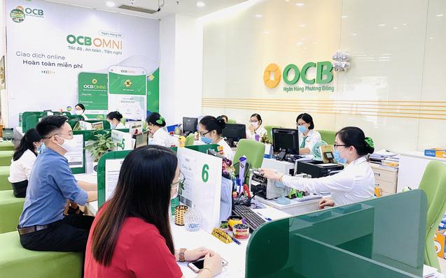 OCB đạt chứng nhận Thương hiệu Quốc gia năm 2020