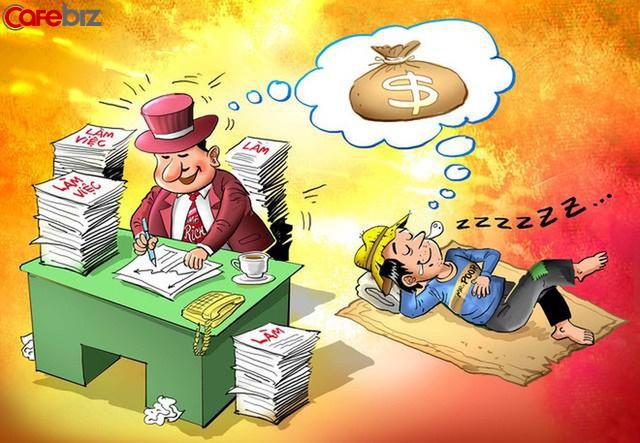 Người nghèo liều mạng làm, người giàu thảnh thơi kiếm: Không hiểu được điều này, có vất vả tới đâu cũng khó kiếm được nhiều tiền  - Ảnh 1.