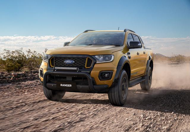 Ra mắt Ford Ranger Wildtrak X 2021 - Vua bán tải độ sẵn cho dân chơi thứ thiệt - Ảnh 1.
