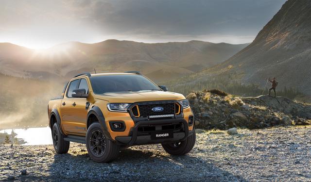 Ra mắt Ford Ranger Wildtrak X 2021 - Vua bán tải độ sẵn cho dân chơi thứ thiệt - Ảnh 7.