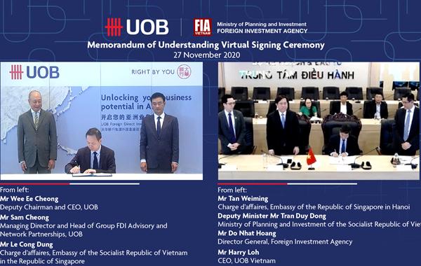 Ngân hàng UOB tiếp tục tăng cường 25.000 tỷ đồng vốn FDI vào Việt Nam - Ảnh 1.