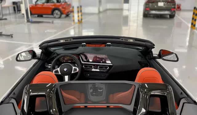 Lộ BMW Z4 2020 đầu tiên do THACO nhập tại đại lý: Xe chơi mui trần giá hơn 3,3 tỷ đồng, cạnh tranh xe nhập tư vừa về - Ảnh 8.