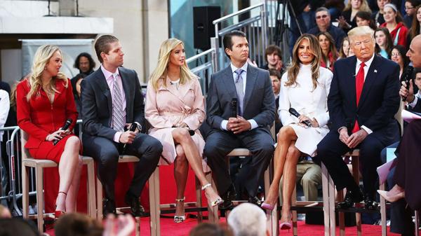 Con gái của Donald Trump: Tốt nghiệp đại học danh tiếng, giàu nứt đố đổ vách nhưng cả đời không dám làm điều này vì bố cấm - Ảnh 2.