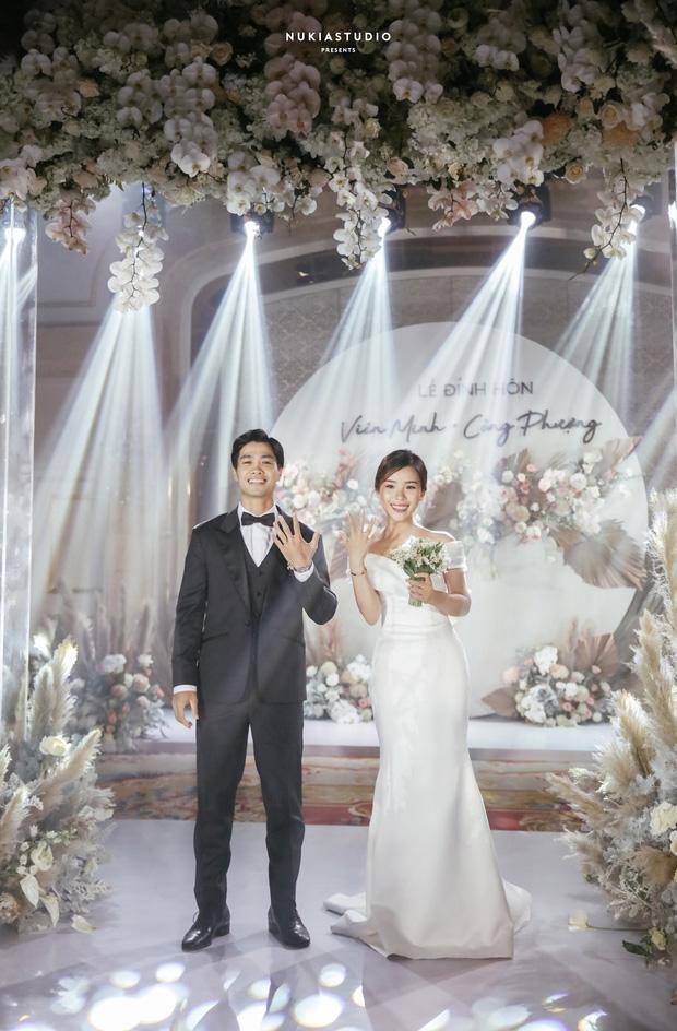Đám cưới Công Phượng thuộc mức bảo mật cao nhất: Khách mời đến dự phải quẹt thẻ, đăng ký thông tin để nhận ảnh sau tiệc - Ảnh 1.