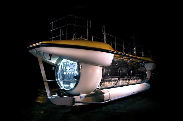 Vinpearl sẽ thí điểm dịch vụ tàu lặn tham quan vịnh Nha Trang trong 2 năm - Ảnh 1.