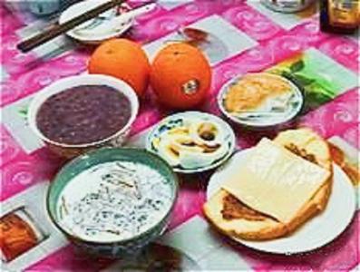 Nhìn 3 bữa ăn của Quốc y Đại sư TQ 84 tuổi, cư dân mạng bình luận: Sống thọ là đúng! - Ảnh 2.