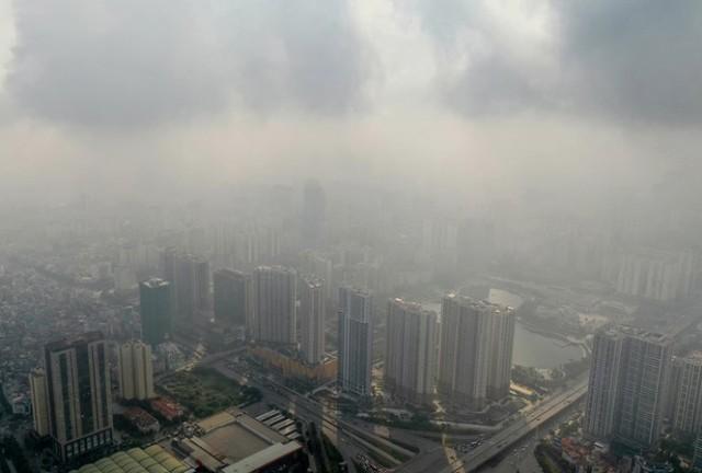 Nhiều ngày tới sẽ ô nhiễm không khí rất hại cho sức khỏe - Ảnh 2.