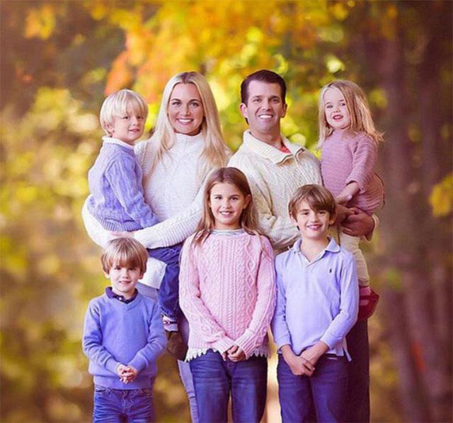 5 người con của ông Donald Trump thay đổi như thế nào sau 4 năm cha làm Tổng thống Mỹ?  - Ảnh 9.