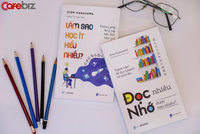 Học tuyệt chiêu từ bác sĩ Nhật: Rèn tư duy của người chủ động - làm ít được nhiều nhờ đọc sách  - Ảnh 1.