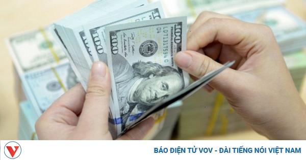 USD tiếp tục lao dốc trong phiên giao dịch cuối tuần - Ảnh 1.