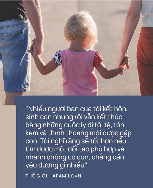 Dịch vụ đồng phụ huynh kỳ lạ: Khi người ta ngại yêu nhưng vẫn muốn có con, cùng đẻ một đứa rồi tính sau nào ngờ lôi nhau vào ngõ cụt - Ảnh 2.