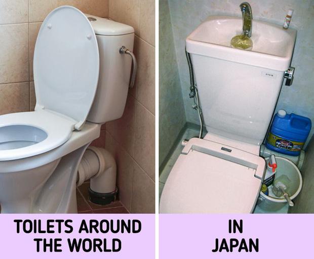 8 sự thật trong các căn hộ tại Nhật Bản đủ để khiến người nước ngoài ngạc nhiên đến choáng váng  - Ảnh 4.