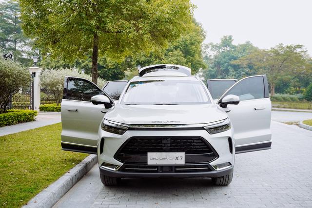 Xe 700 phải cọc 200 triệu, xe Trung Quốc Beijing X7 có đang ảo tưởng tại Việt Nam? - Ảnh 4.