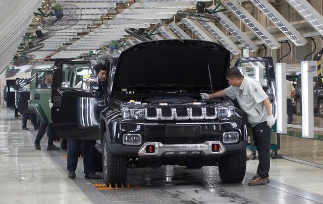 Xe 700 phải cọc 200 triệu, xe Trung Quốc Beijing X7 có đang ảo tưởng tại Việt Nam? - Ảnh 5.