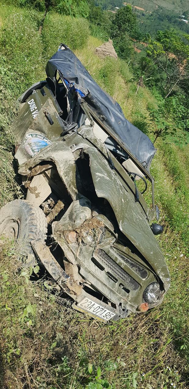 Nguyên nhân vụ xe U oát lao xuống vực sâu khiến 7 người thương vongở Hà Giang - Ảnh 2.