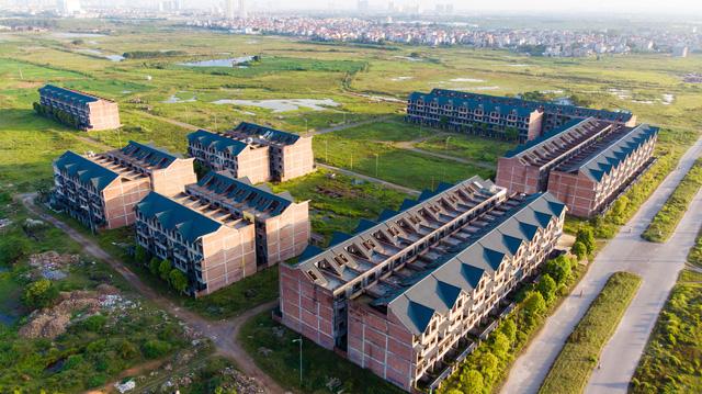Bất ngờ với một siêu dự án tại Hà Nội: Chết cả thập kỷ bỗng sốt ảo tăng giá bất thường! - Ảnh 1.