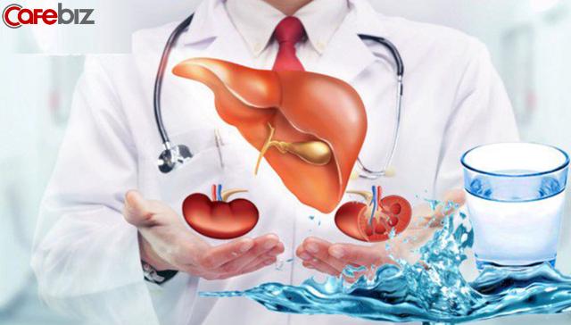 Triệu chứng nhỏ tiết lộ gan, thận, dạ dày đang gặp rắc rối lớn: Đừng để nội tạng rơi vào cảnh không thể cứu vãn mới tìm bác sĩ  - Ảnh 1.
