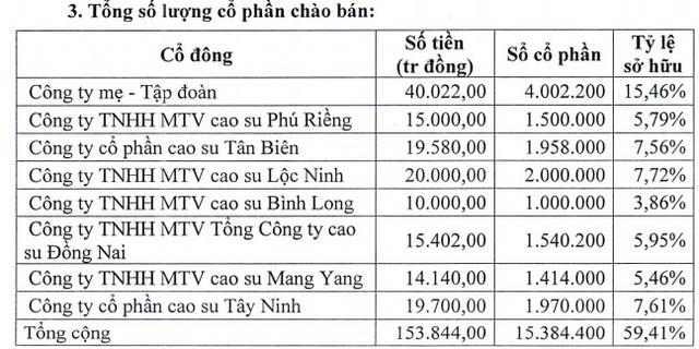 Vinaruco (VRG) tăng gấp ba lần từ đầu năm, Tập đoàn Cao su Việt Nam chốt giá thoái vốn 20.800 đồng - Ảnh 1.