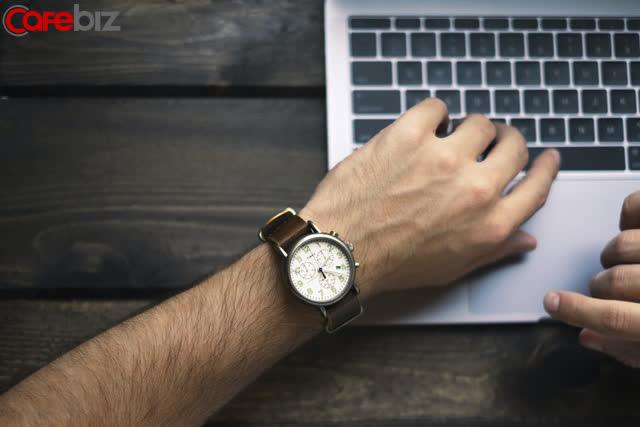 4 tuyệt chiêu quản lý thời gian: Làm ít, mang lại kết quả nhiều! - Ảnh 1.