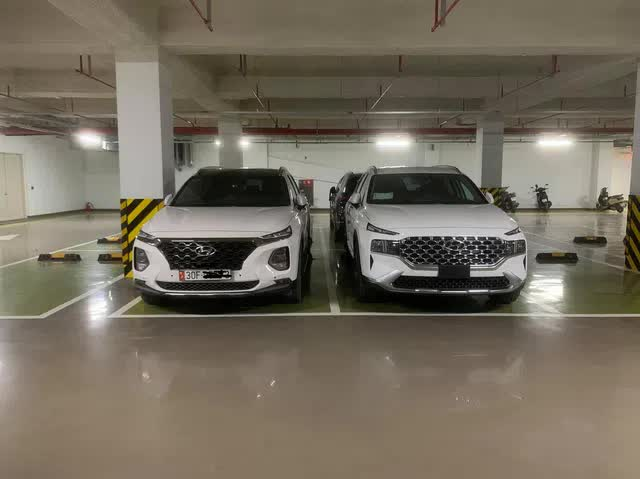 Hyundai Santa Fe 2021 đầu tiên về Việt Nam - Đối trọng của Kia Sorento và Toyota Fortuner chờ ngày ra mắt - Ảnh 2.