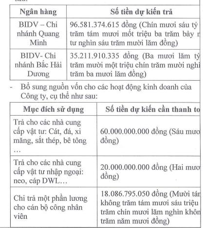 Licogi 18 (L18) chào bán gần 23 triệu cổ phiếu, tăng VĐL lên gấp đôi - Ảnh 2.