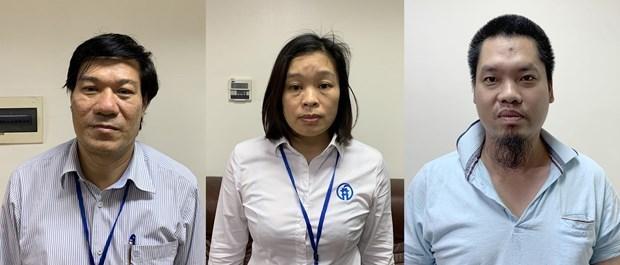 Sáng nay, Tòa xét xử cựu Giám đốc CDC Hà Nội cùng các đồng phạm - Ảnh 1.