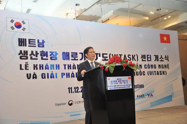 Khánh thành Trung tâm Tư vấn và Giải pháp Công nghệ Việt Nam – Hàn Quốc - Ảnh 2.