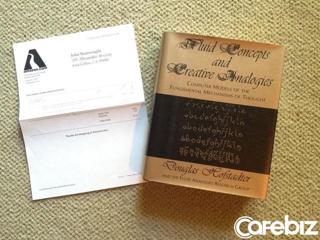 Vị khách đầu tiên của Amazon: Bỏ 27,95 USD mua sách, tên được đặt cho cả một tòa nhà của tập đoàn để 'tri ân'  - Ảnh 4.
