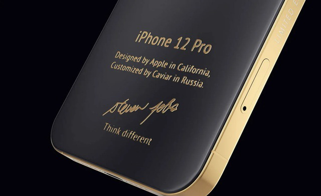 iPhone 12 phiên bản hoài cổ với giá gần 9.000 USD - Ảnh 4.