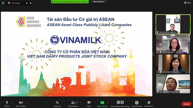 """Lần đầu tiên Việt Nam có công ty niêm yết được xét chọn là """"Tài sản đầu tư có giá trị của ASEAN - Ảnh 1."""