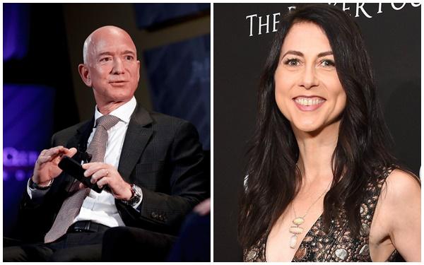 Dòng chia sẻ mới đầy ẩn ý của vợ cũ tỷ phú Amazon khiến người đàn ông giàu nhất thế giới phải cứng họng - Ảnh 1.