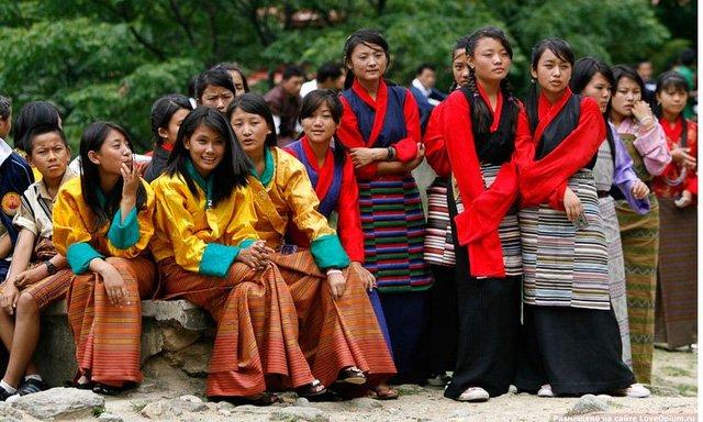 7 KHÔNG làm nên cuộc sống trường thọ của người dân Bhutan - Ảnh 1.