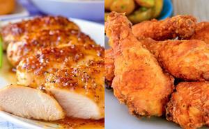 Ức gà hay cánh gà bổ dưỡng hơn? Tiết lộ cách nấu thịt gà tốt nhất - Ảnh 3.