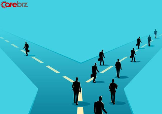 Tư duy của người thành công: Làm người đồng hành, tuyệt đối KHÔNG làm người làm thuê - Ảnh 2.