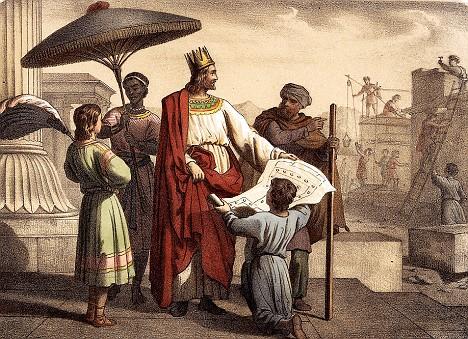Ba câu hỏi của Hoàng đế dành cho tất cả mọi người: Câu trả lời thật đơn giản nhưng cuối cùng chỉ một người biết - Ảnh 1.