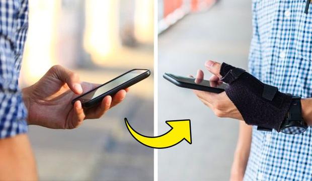 7 kiểu chấn thương điển hình khi dùng điện thoại mà ai cũng có thể mắc phải ít nhất 1 cái - Ảnh 4.
