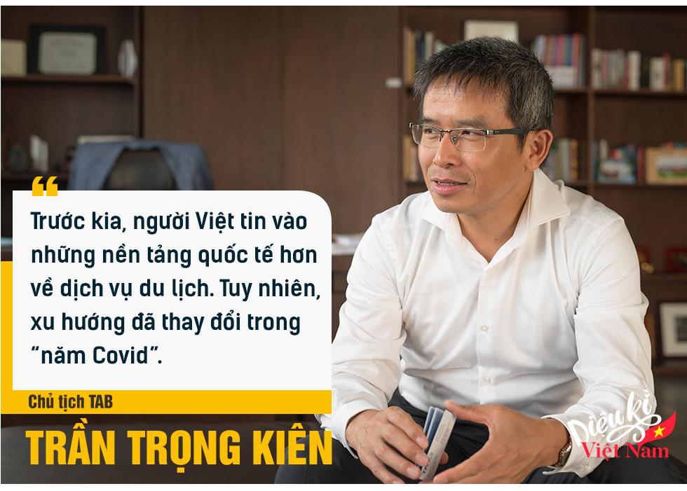 """Chủ tịch TAB Trần Trọng Kiên chia sẻ điều ấm áp và tích cực nhất của ngành du lịch Việt Nam """"năm Covid"""" - Ảnh 5."""
