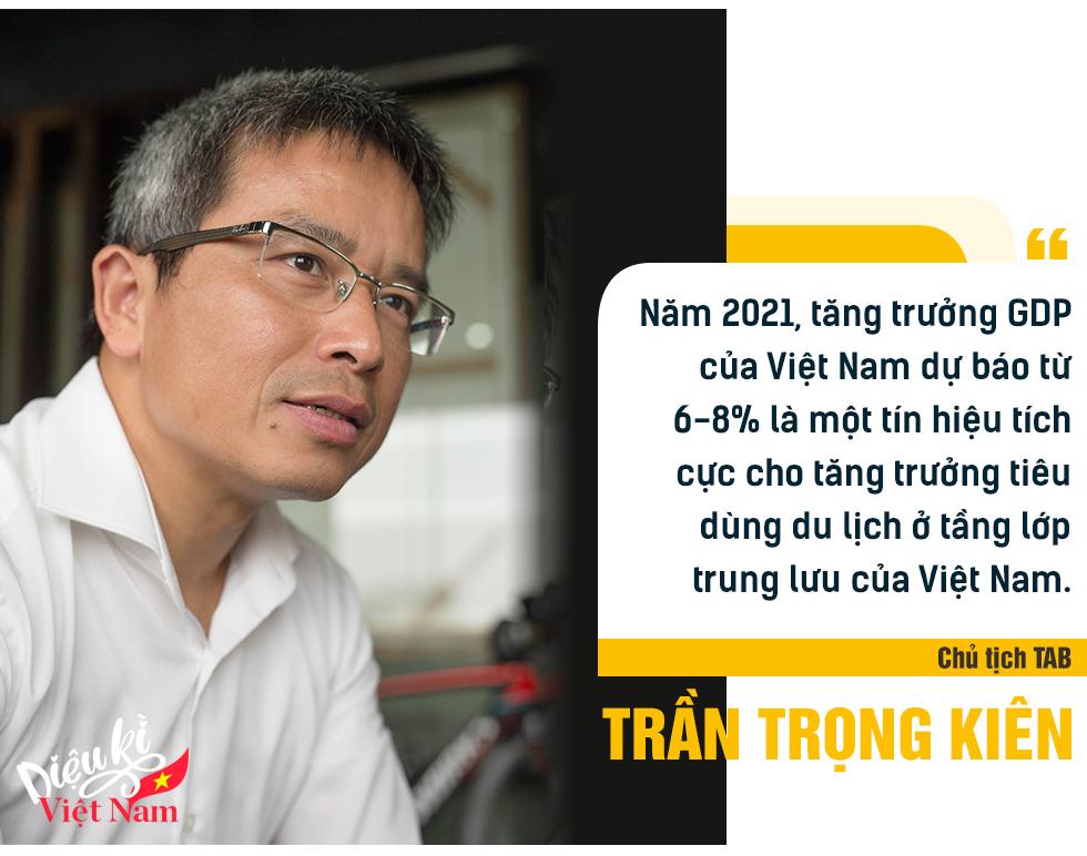 """Chủ tịch TAB Trần Trọng Kiên chia sẻ điều ấm áp và tích cực nhất của ngành du lịch Việt Nam """"năm Covid"""" - Ảnh 8."""