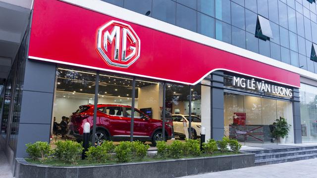Thêm hãng xe Trung Quốc vào Việt Nam: Cùng nhà với MG, giá bán vẫn là ẩn số - Ảnh 2.