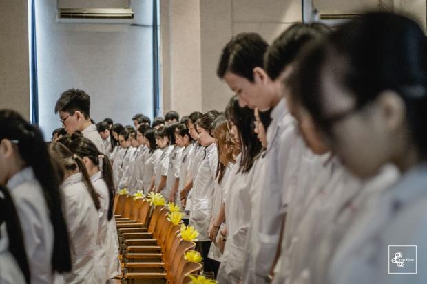 Lễ tri ân những người đã hiến xác của sinh viên Y nhìn vào ai cũng rợn tóc gáy, tìm hiểu câu chuyện đằng sau mới thấy ý nghĩa quá - Ảnh 5.