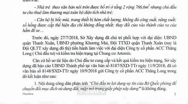 Chủ đầu tư Artemis Lê Trọng Tấn bị tố bán một căn hộ cho nhiều người - Ảnh 3.