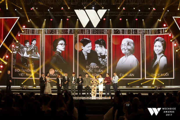 Hành trình 7 năm của WeChoice Awards: Dấu ấn diệu kỳ của tình yêu, tình người và những niềm tự hào mang tên Việt Nam - Ảnh 41.