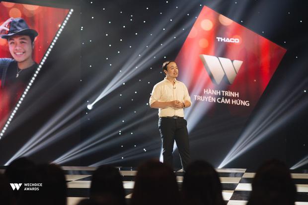 Hành trình 7 năm của WeChoice Awards: Dấu ấn diệu kỳ của tình yêu, tình người và những niềm tự hào mang tên Việt Nam - Ảnh 47.