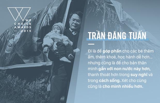 Hành trình 7 năm của WeChoice Awards: Dấu ấn diệu kỳ của tình yêu, tình người và những niềm tự hào mang tên Việt Nam - Ảnh 6.