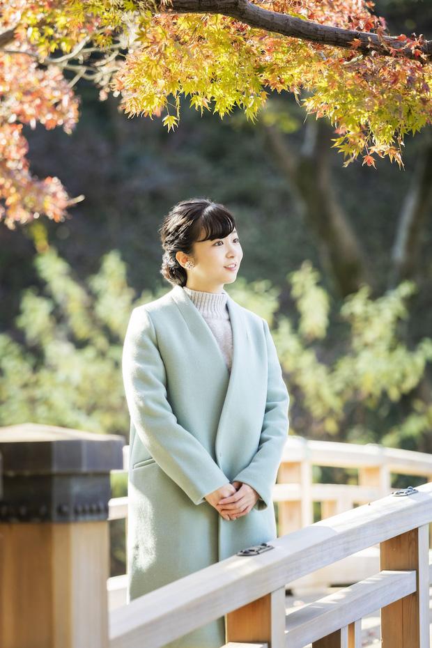 Công chúa xinh đẹp nhất Hoàng gia Nhật gây sốt với nhan sắc ngày càng lên hương, ăn vận đơn giản cũng tỏa ra khí chất hoàng tộc nổi bần bật - Ảnh 3.