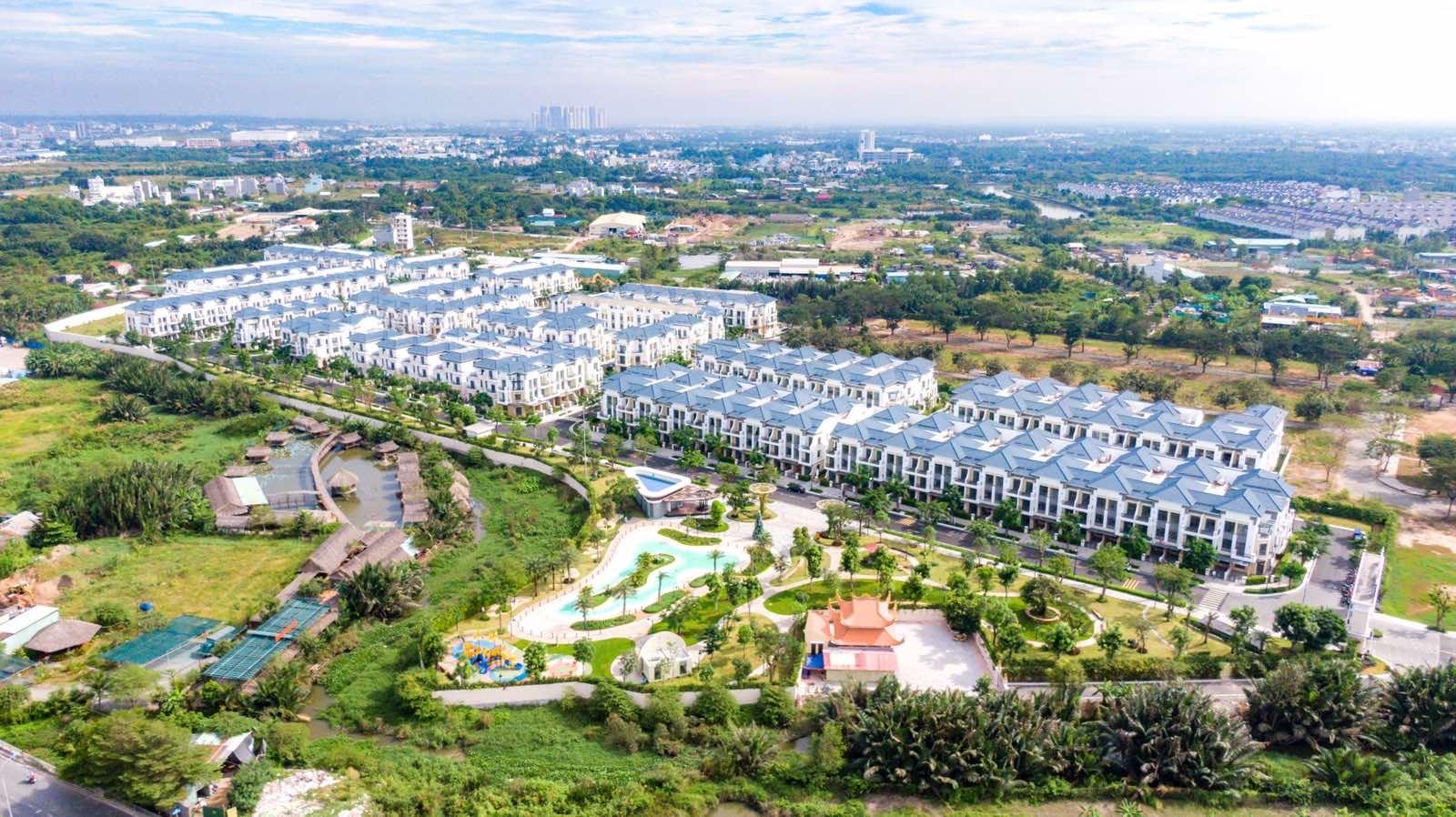 10 dấu ấn bất động sản 2020: Một năm biến động dữ dội, giá nhà đất tăng mạnh giữa tâm dịch Covid-19 - Ảnh 25.