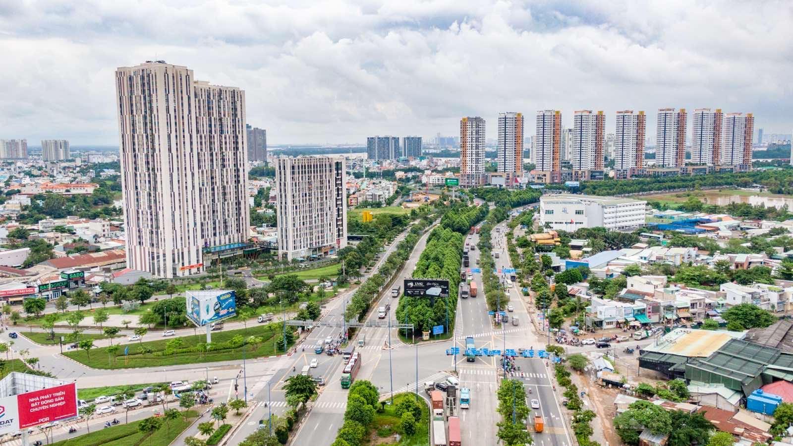 10 dấu ấn bất động sản 2020: Một năm biến động dữ dội, giá nhà đất tăng mạnh giữa tâm dịch Covid-19 - Ảnh 24.